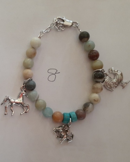 Big Stone Mini Golf - Goat Bracelet